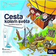 Čarovné čítanie Hra Cesta okolo sveta - Vzdelávacia súprava