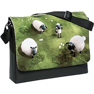Veselá farma - Taška cez rameno ovečky - Taška cez rameno