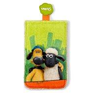 Veselá farma - Obal na chytrý telefón Shaun a Bitzer - Puzdro na mobilný telefón