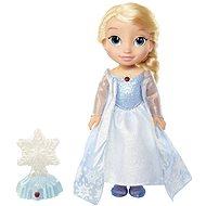 Ľadové kráľovstvo - Elsa a ľadový kryštál (1/3) - Bábika