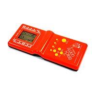 Teddies Brick Game Tetris - červená - Herná konzola