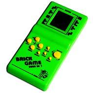 Teddies Brick Game Tetris - zelená - Herná konzola