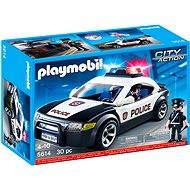 Playmobil 5614 Hliadkový voz polície - Stavebnica