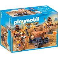 Playmobil 5388 Egypťania s ohňovým kušou - Stavebnica