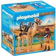 Playmobil 5389 Egyptský bojovník s ťavou - Stavebnica