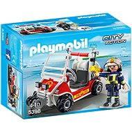 Playmobil 5398 Hasičská štvorkolka - Stavebnica