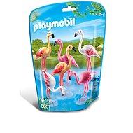 Playmobil 6651 Kŕdeľ plameniakov - Stavebnica