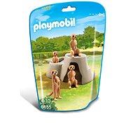 Playmobil 6655 Surikaty - Stavebnica
