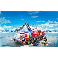Playmobil 5337 Letiskové hasičský voz - Stavebnica