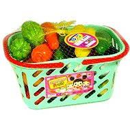 Ovocie a zelenina v košíku - Herný set