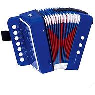 Bino Ťahacia harmonika - Hudobná hračka