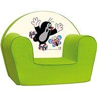 Bino Kresielko zelené - Krtko - Detský nábytok