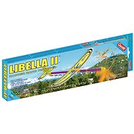 Vystreľovacie raketa - Libelle II - Lietadlo