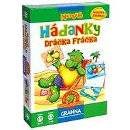Nové Hádanky Dráčika Frack - Spoločenská hra