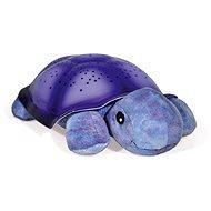 Fialová hviezdna želvička - Nočné svetlo