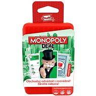 Shuffle: Monopoly - Kartová hra
