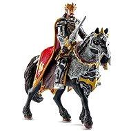 Schleich Dračí rytier – Kráľ na koni - Figúrka