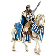 Schleich Rytier - Kráľ na koni - Figúrka