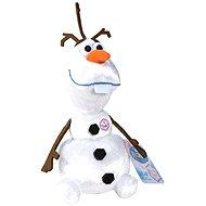 Ľadové kráľovstvo - Hovoriaca plyšová postavička Olaf - Plyšová hračka
