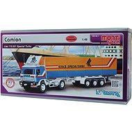 Monti 81 - Kamión Liaz Special Turbo mierka 1:48 - Stavebnica