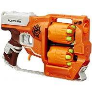 Nerf Zombie Strike - Flipfury - Detská pištoľ