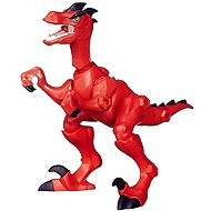Jurský svet Hero Masher - Dinosaurus Velociraptor - Figúrka
