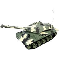 Tank na ovládanie s pásmi - RC model