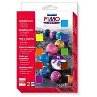 FIMO Soft 8023 - sada 10 farieb - Modelovacia hmota