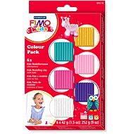FIMO Kids 8032 - farby pre dievčatá - Kreatívna súprava