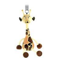 Bino Žirafa na pružine - Kolotoč nad postieľku