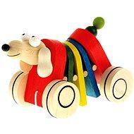 Bino Ťahacie pes - Ťahacia hračka