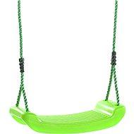 Hojdačka CUBS VIP - plastový sedák svetlo zelený - Hojdačka