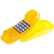 Telefón CUBS k detskému ihrisku - žltý - Príslušenstvo na detské ihrisko
