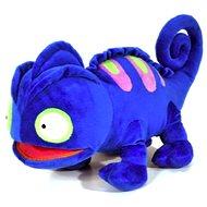 Chameleón Karlík - Plyšová hračka