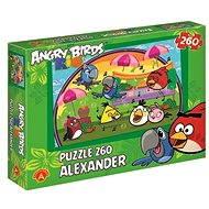 Angry Birds Rio - Ha! Ha! Ha! 260 dielikov - Puzzle