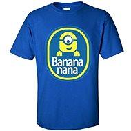 Bananana - Mimoňovia vel. S - Tričko s motívom