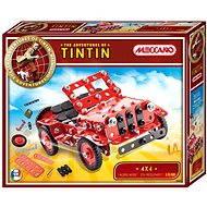 Meccano - Tintin Jeep 4x4 - Stavebnica