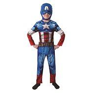 Avengers: Age of Ultron – Captain America Classic veľ. S - Detský kostým