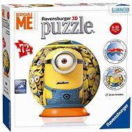 Mimoňovia puzzleball 72 dielikov - Puzzle