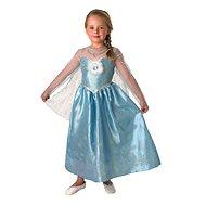 šaty na karneval Frozen - Elsa Deluxe, veľ. S - Detský kostým