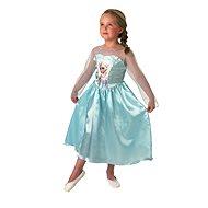 Šaty na karneval Ľadové kráľovstvo - Elsa Classic, veľ. L - Detský kostým