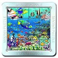 3D Magnetické puzzle Koralový útes - Puzzle