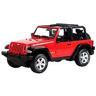 Auto Jeep Rtg červené - RC model
