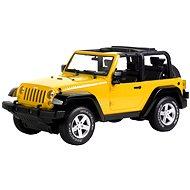 Auto Jeep RtG žlté - RC model