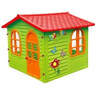 Záhradný domček s oknami a dverami - Detský domček