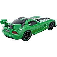 Nikko Dodge Viper zelený - RC model