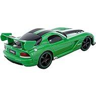 Nikko Dodge Viper zelený - RC model