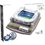 3D Puzzle Nanostad Spain - Santiago Bernabeu futbalový štadión Real Madrid - Skladačka