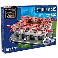 3D Puzzle Nanostad Italy - San Siro futbalový štadión Inter's packaging - Puzzle