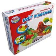 Modelovacia súprava - Dinosaurus - Kreatívna súprava